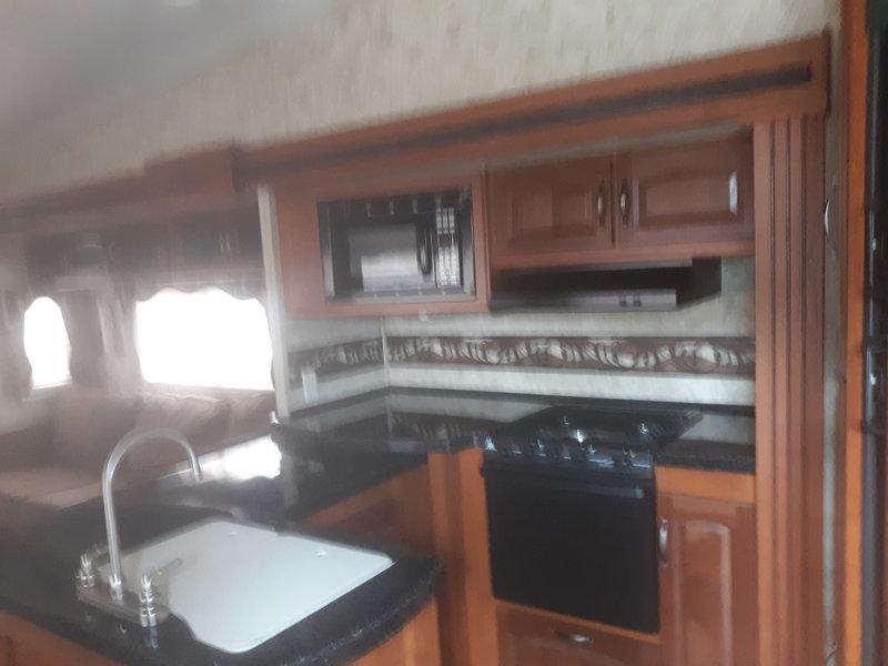 2012 Keystone Cougar 327res