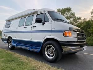 1995 Roadtrek Versatile 190
