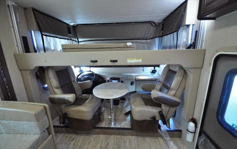 2017 Thor Motor Coach Hurricane 34F (36' foot)