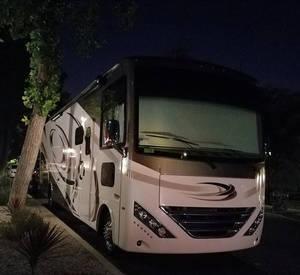 $109,995 2017 thor motor coach hurricane 34f granada hills, ca
