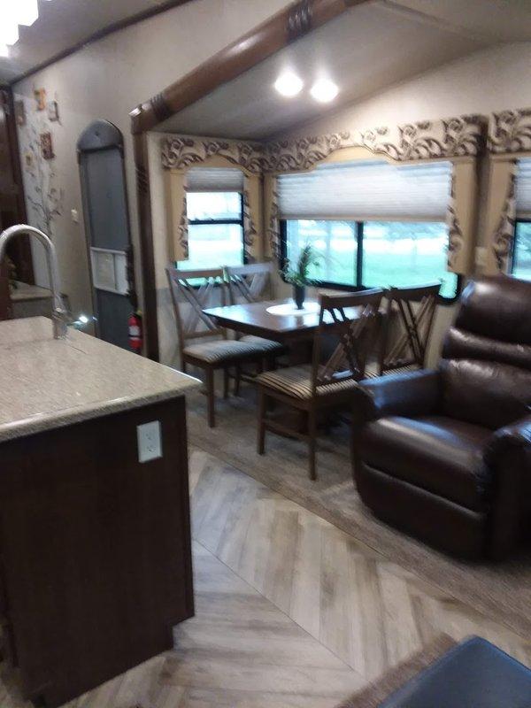 2016 Forest River Cedar Creek Silverback 33IK