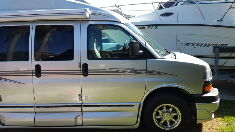 2013 Roadtrek Popular 190