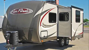 2014 Cruiser RV Fun Finder 210UDS