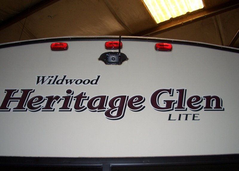 2017 Forest River Wildwood Heritage Glen 272RL