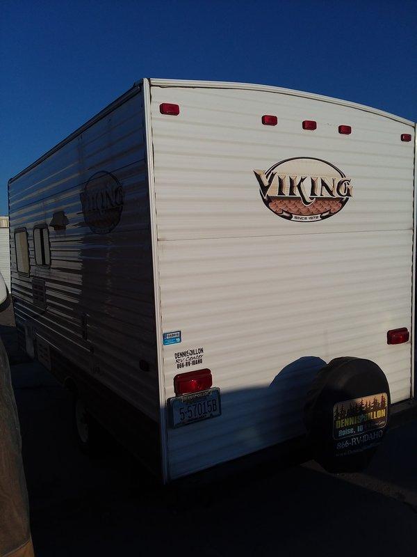 2012 Forest River Viking Ultra-Lite 16B Bunks