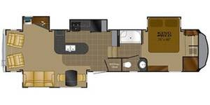 2013 Heartland Bighorn Traveler 3455RL