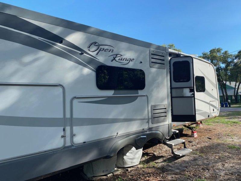 2018 Highland Ridge RV Open Range 272RLS