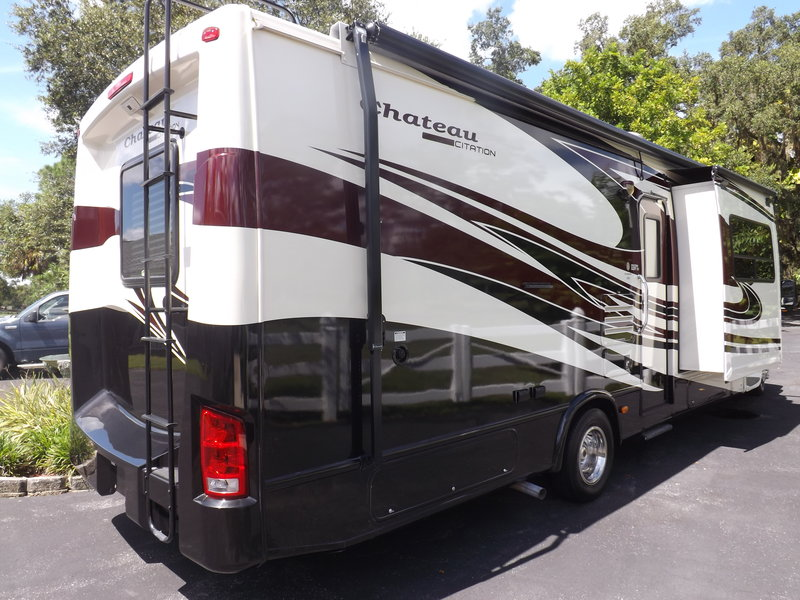 2011 Thor Motor Coach Chateau Citation 29BG