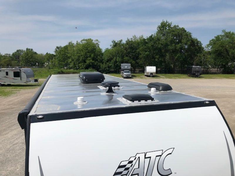 2020 ATC ATC 28' Car Hauler