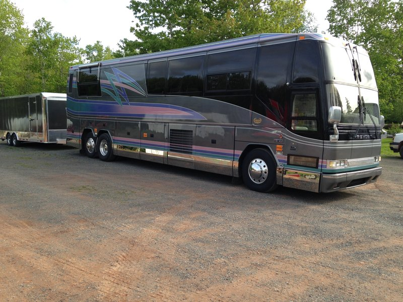 1992 Prevost Marathon H340-VIP Excalibur H340 VIP for sale - Montague, PE