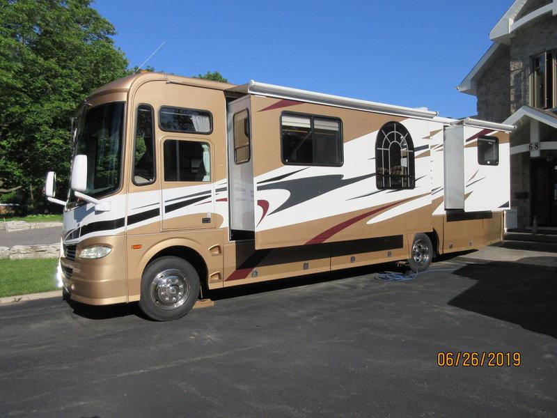 2006 Coachmen Epic 3480DS For Sale Sault Ste Marie ON