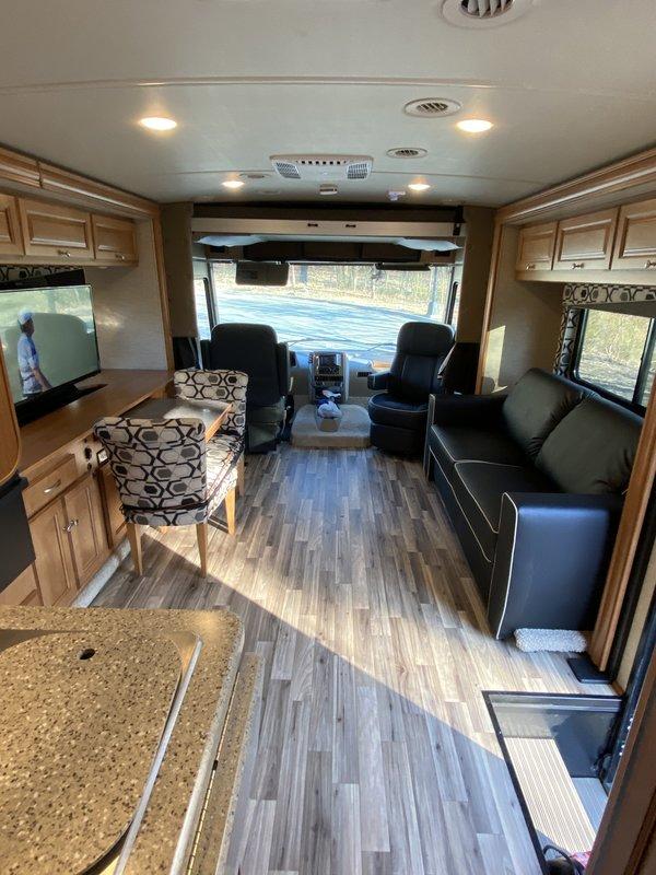 2016 Winnebago Vista LX WFE30T