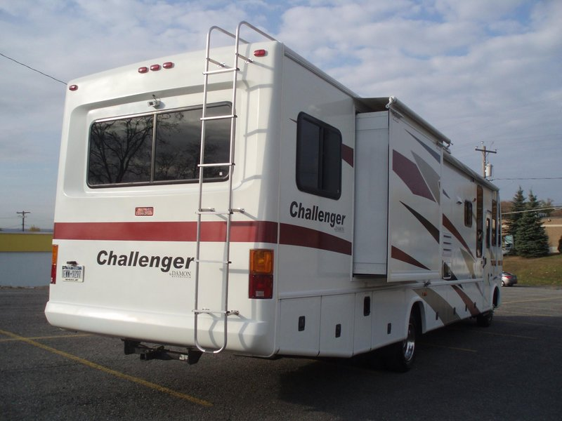 2006 Damon Challenger 372F