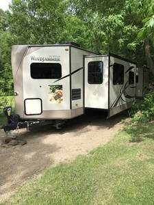 2018 Forest River Rockwood Windjammer 3008W