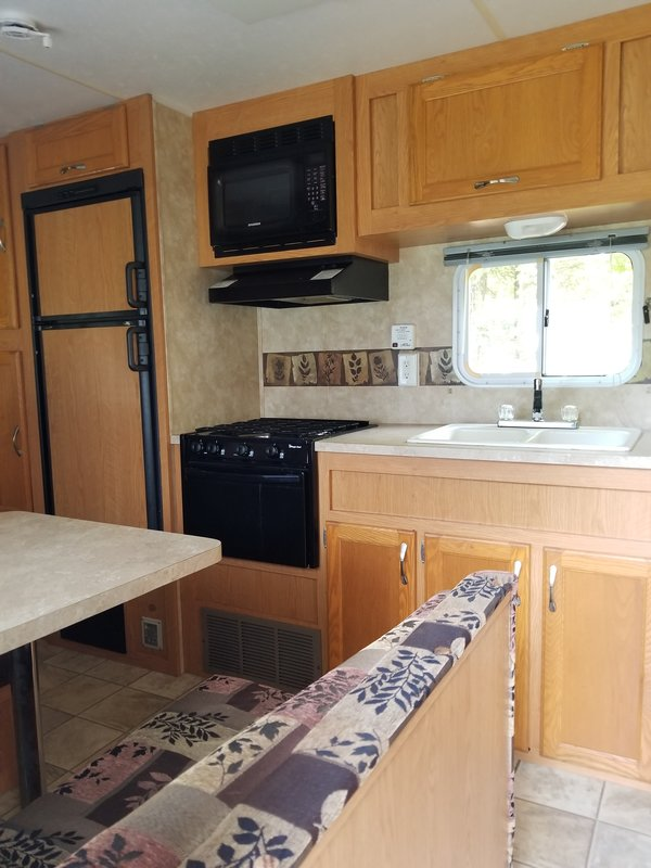 2007 Coachmen Spirit of America 19FLB