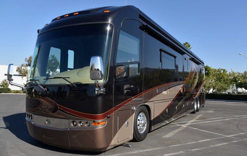 2014 Entegra Coach Cornerstone 45B