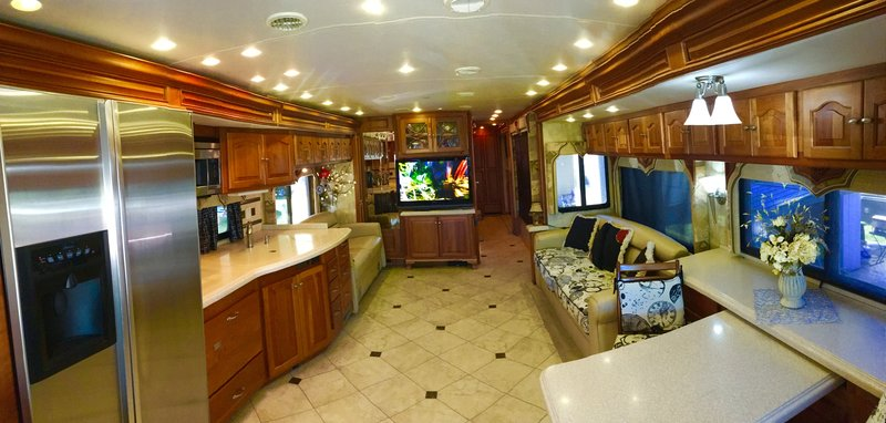 2008 Tiffin Allegro Bus 40QRP