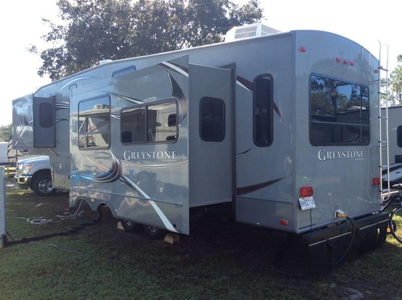 2013 Heartland Greystone 32RL