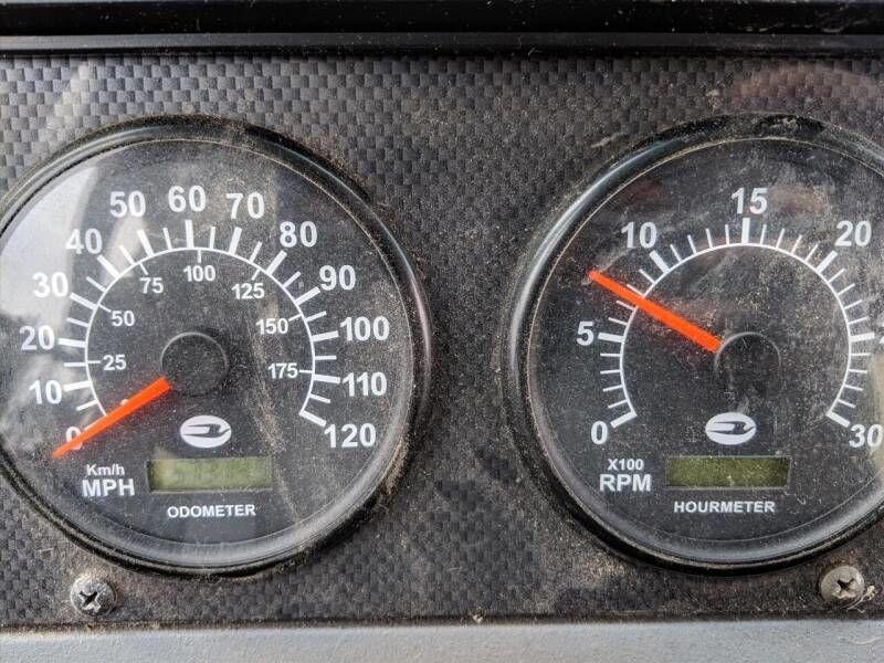 2007 Bluebird Wanderlodge EXPRESS 4000