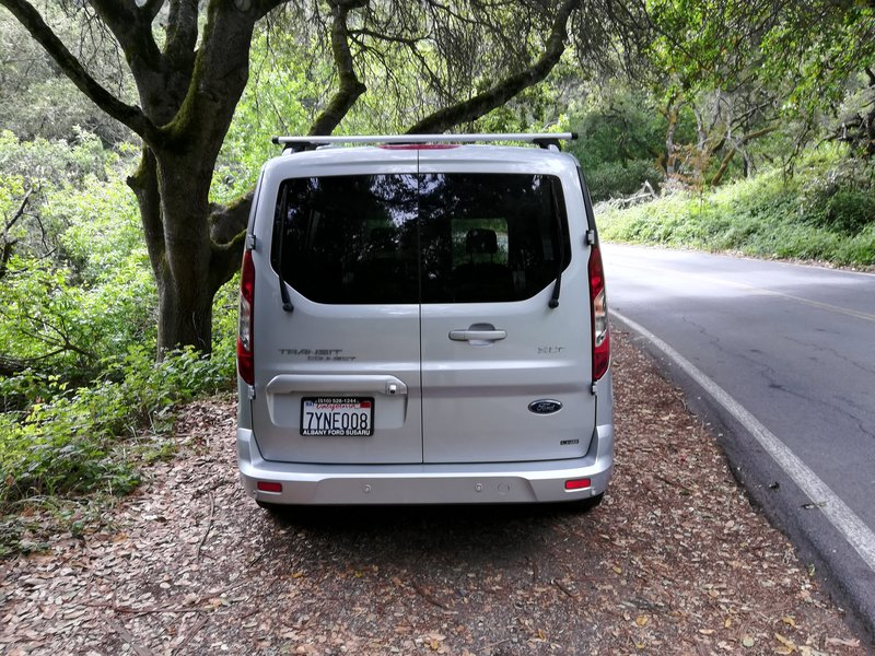 2017 Ford Transit Connect LWB XLT