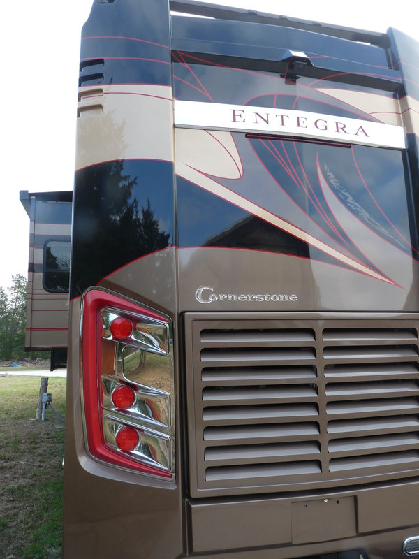 2016 Entegra Coach Cornerstone 45K for sale - Houston, TX