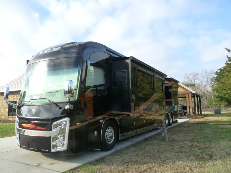 2016 Entegra Coach Cornerstone 45K for sale - Houston, TX