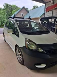 2013 Honda Fit 4 DOOR SPORT HATCHBACK