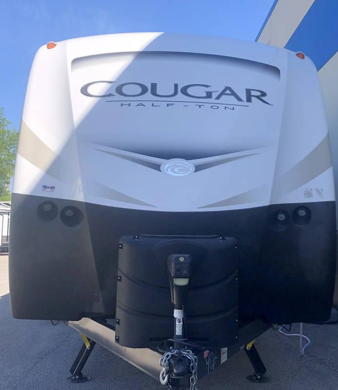 2019 Keystone Cougar 33MLS