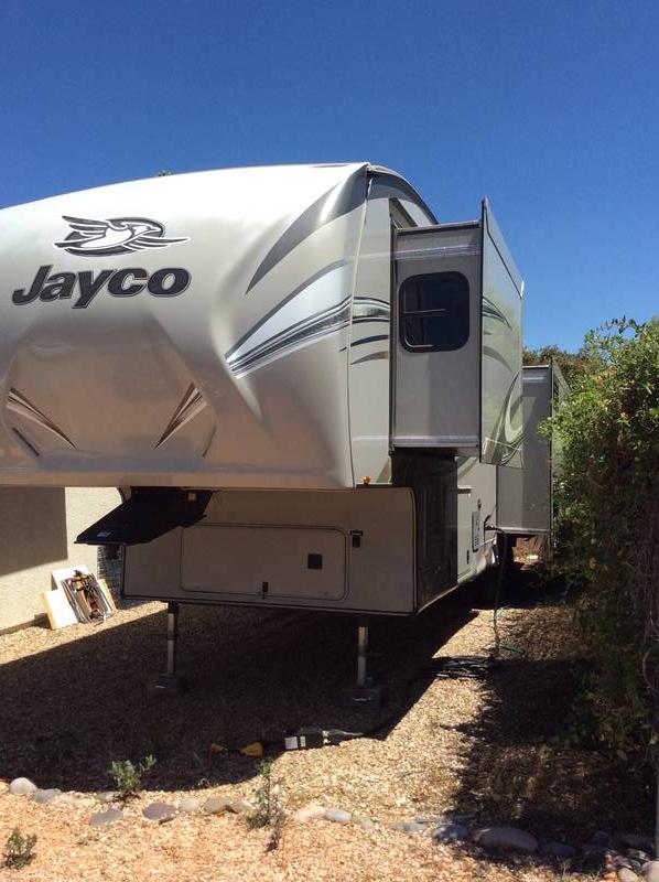 2017 Jayco Eagle M321 RSTS