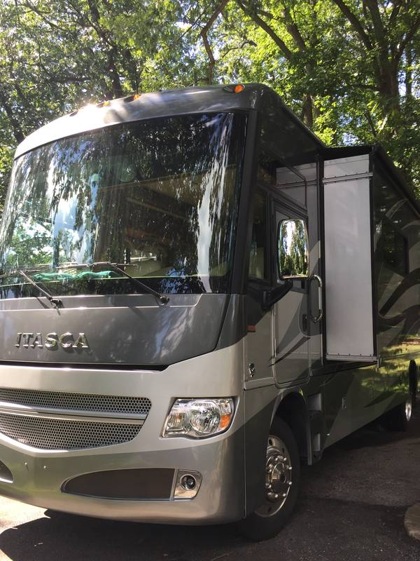 2013 Itasca Suncruiser 35p Class A Gas Rv For Sale By