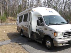 2002 Coach House Platinum 270TB