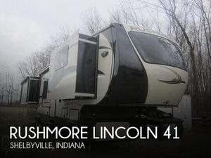 2014 CrossRoads Rushmore Lincoln 41