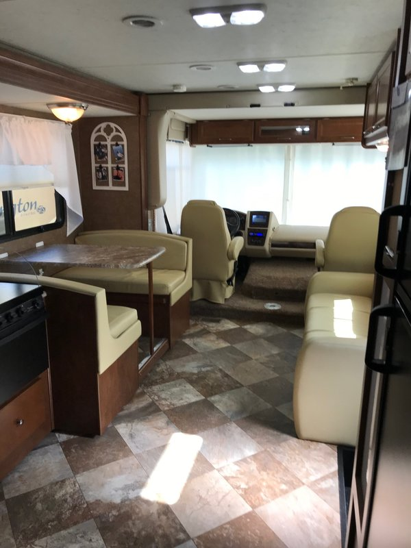 2014 Coachmen Pursuit 29SBP