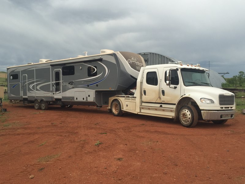 2007 Freightliner SportChassis M2 Business Class