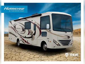 2017 Thor Motor Coach Hurricane 34P
