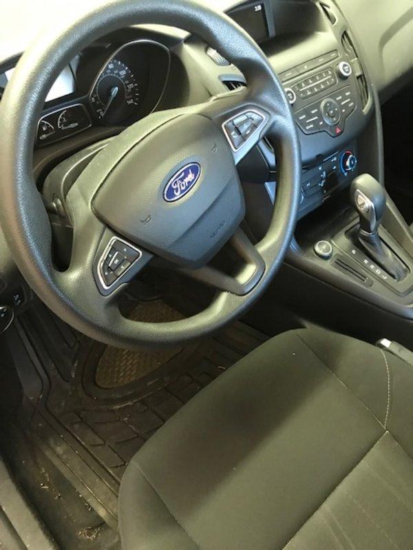 2018 Ford Focus 4 dor