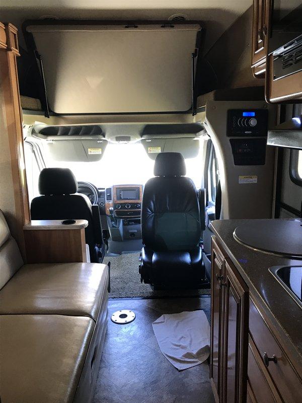 2016 Thor Motor Coach Citation Sprinter 24ST