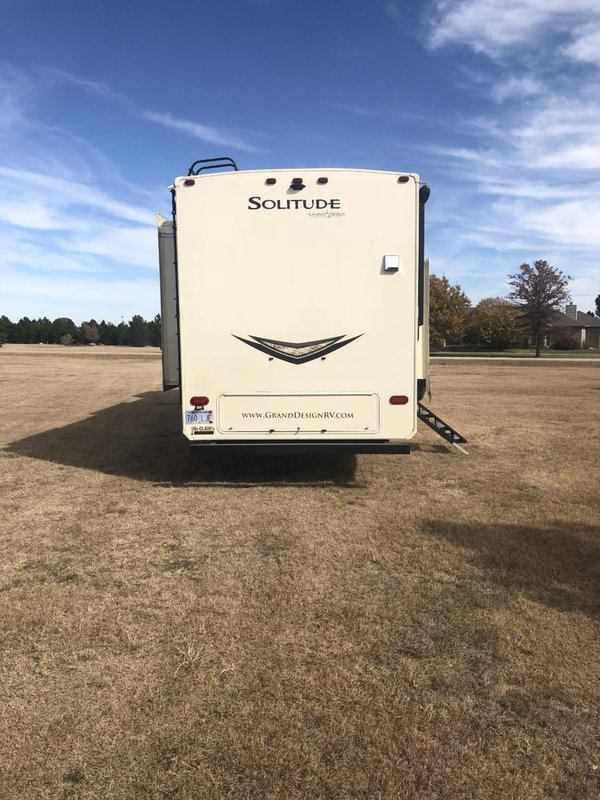 2017 Grand Design Solitude ST-379-FLSR
