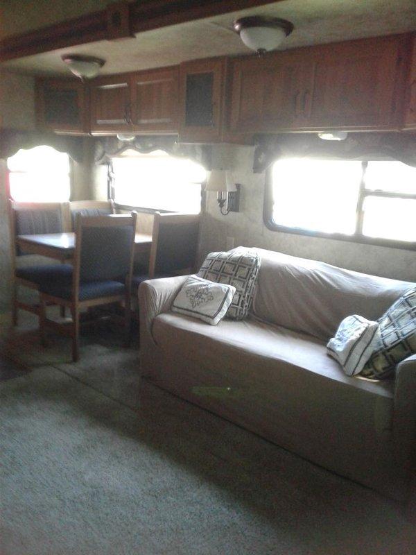 2012 Keystone Montana Mountaineer 362RLQ