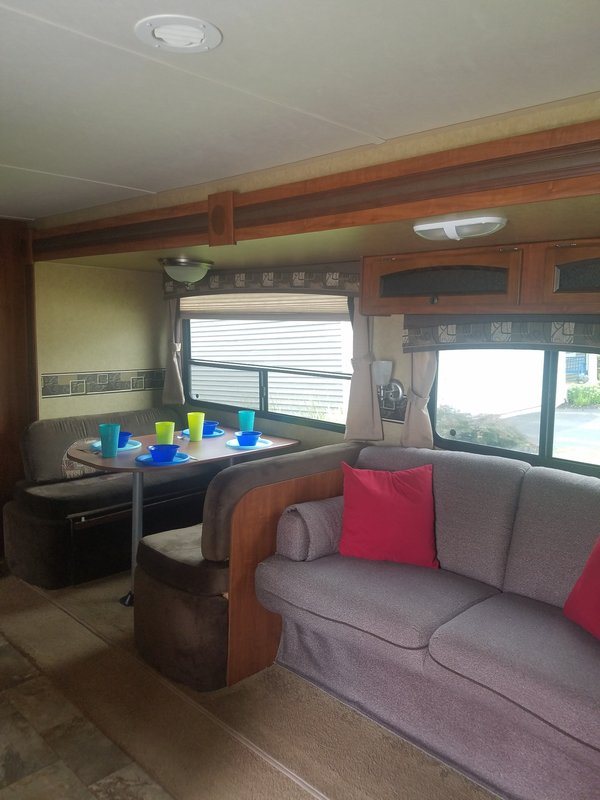 2013 Jayco White Hawk 28DSBH