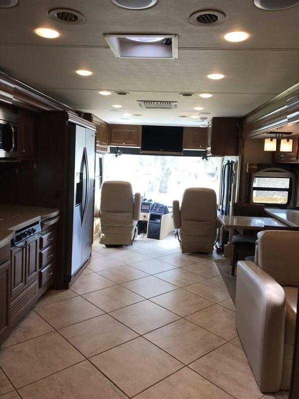 2013 Thor Motor Coach Tuscany 36MQ