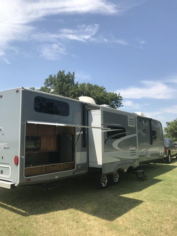 2017 Highland Ridge RV Open Range Roamer  310 BHS