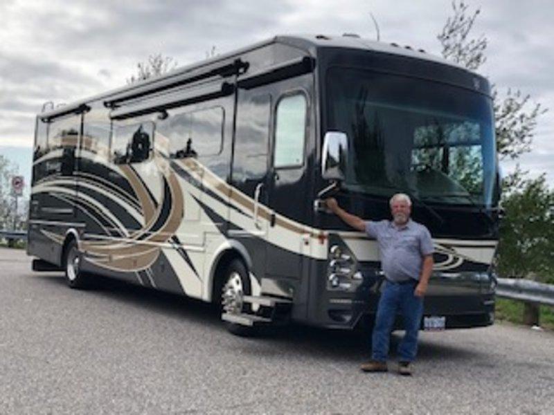 2015 Thor Motor Coach Tuscany XTE 36MQ
