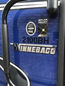 2018 Winnebago Micro Minnie 2100BH