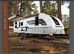 2021 Lance  3500 Pounds Tow Rating 1475