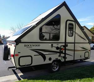 2016 Forest River Rockwood A122