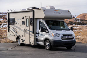 2017 Coachmen Orion 20CB