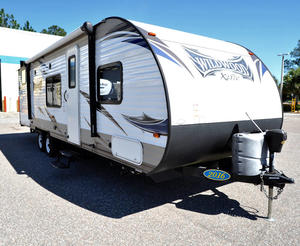 2016 Forest River Wildwood X-Lite 281QBXL