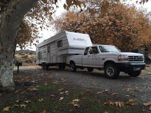 2003 Thor Industries Tahoe Transport 267 Tb wanderer wagon