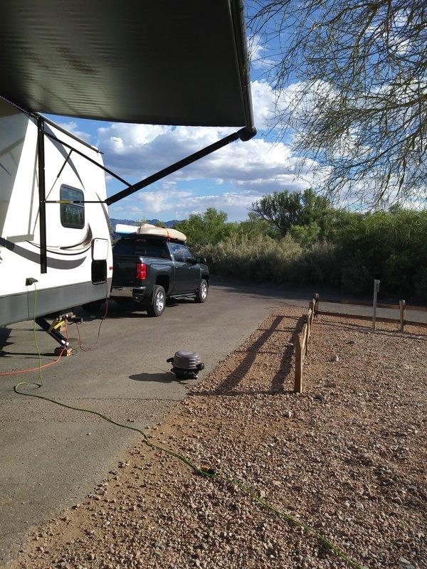 2017 Keystone Sprinter Campfire Edition 25RK